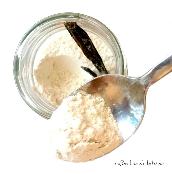 Vanilkový cukr | reBarbora's kitchen