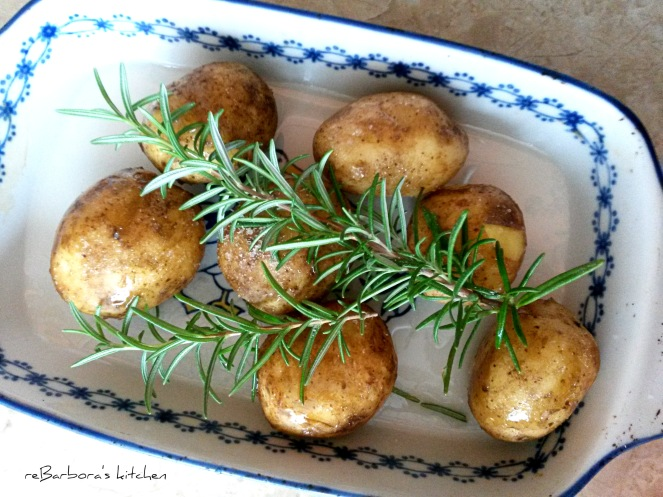 Květák s houbami a zakysankou | reBarbora's kitchen