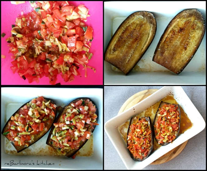 Imam bayıldı – Lilek pečený s rajčaty | reBarbora's kitchen