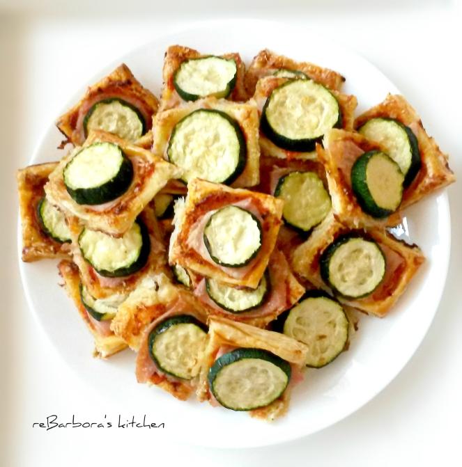 Cuketové koláčky | reBarbora's kitchen