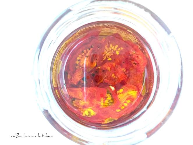 Sušená rajčata | reBarbora's kitchen