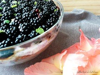 Ostružinový triffle | reBarbora's kitchen