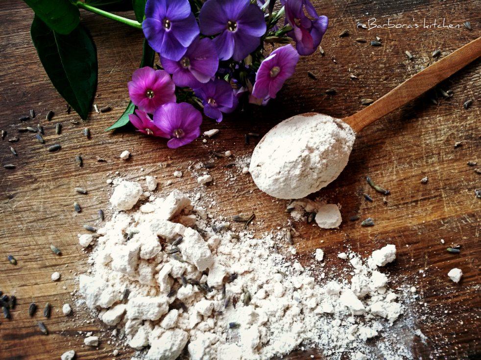 Levandulový cukr | reBarbora's kitchen