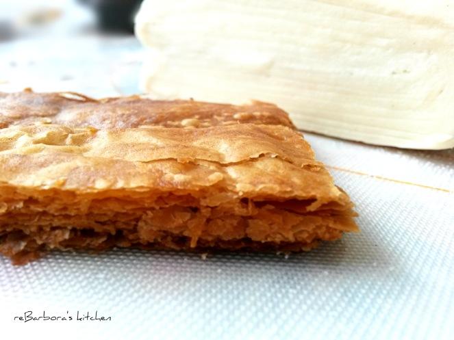 Domácí listové těsto | reBarbora's kitchen