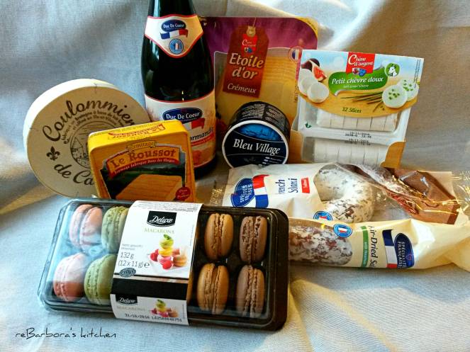 Francouzský týden v Lidlu | reBarbora's kitchen