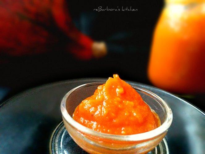 Dýňový kečup | reBarbora's kitchen