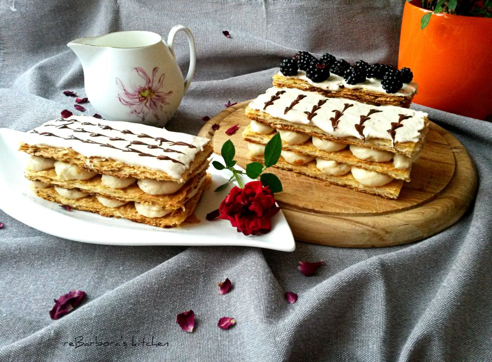 Mille feuille | reBarbora's kitchen