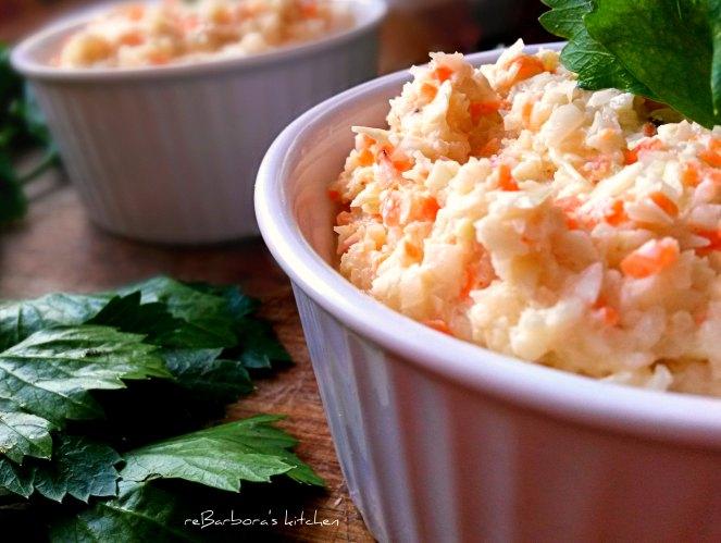 Salát Coleslaw | reBarbora's kitchen
