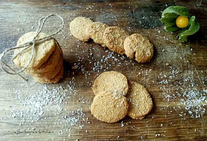 Kokosové sušenky | reBarbora's kitchen