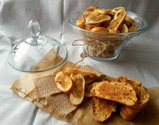 Bejkrols - topinky s různými příchutěmi | reBarbora's kitchen