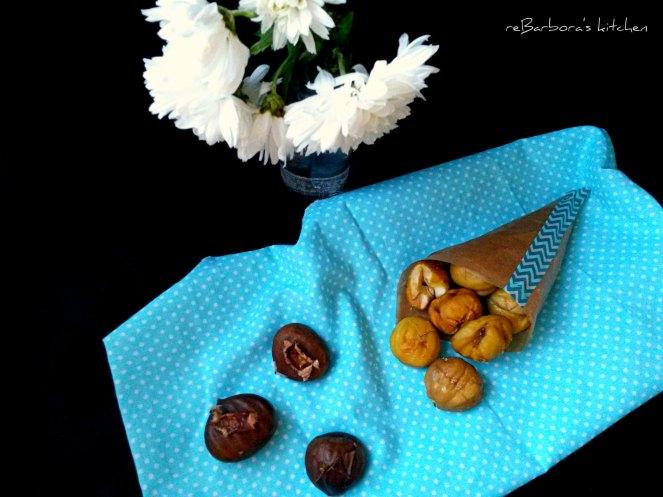 Pečené kaštany | reBarbora's kitchen