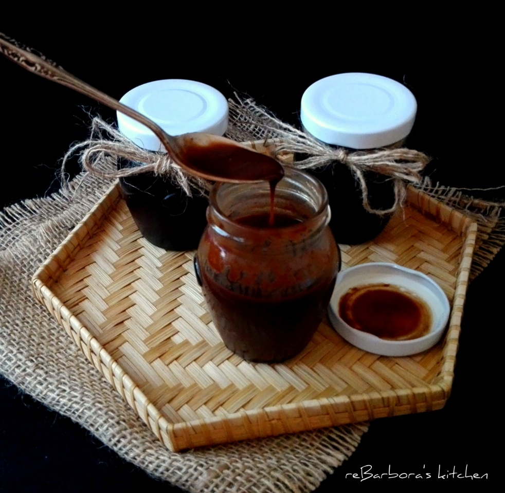 Sirup do kávy - karamelový, vanilkový a čokoládový | reBarbora's kitchen