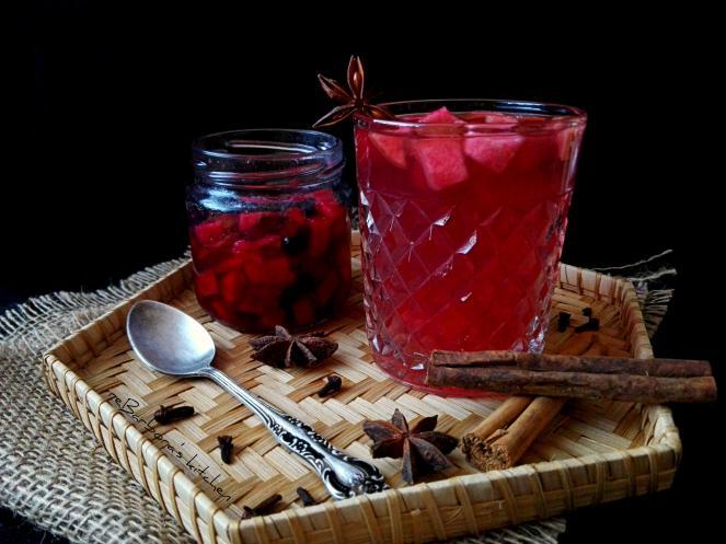 Pečený čaj | reBarbora's kitchen