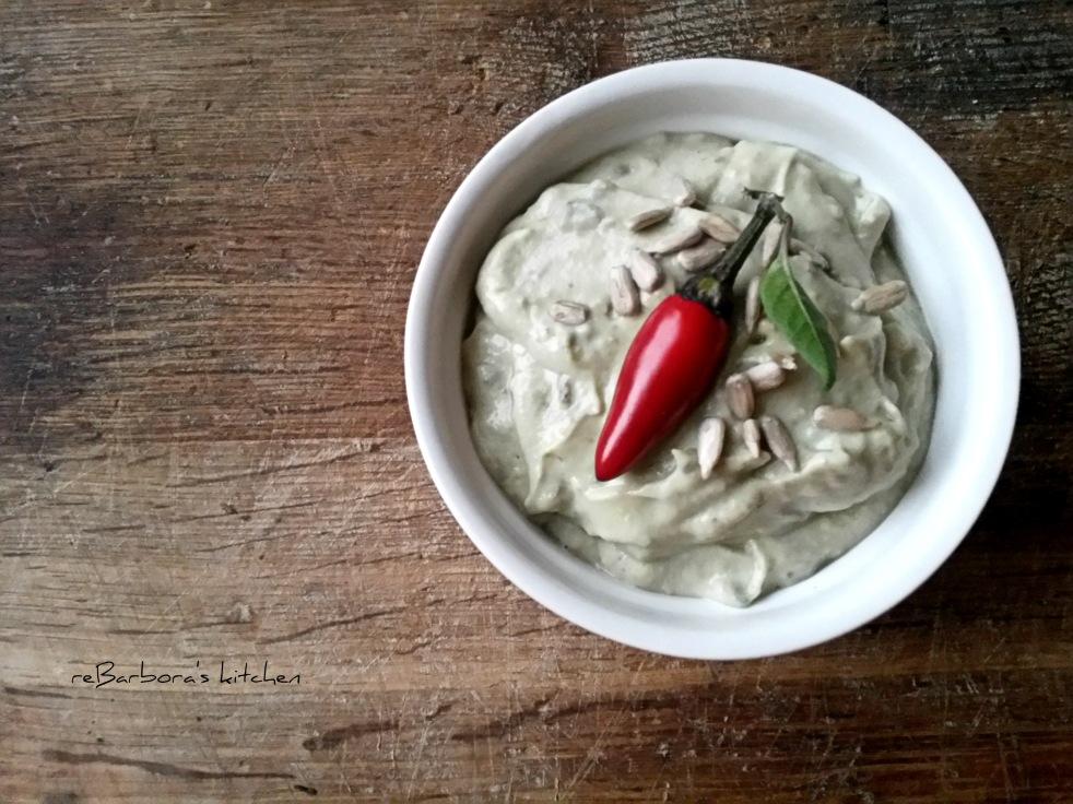 Avokádová pomazánka | reBarbora's kitchen