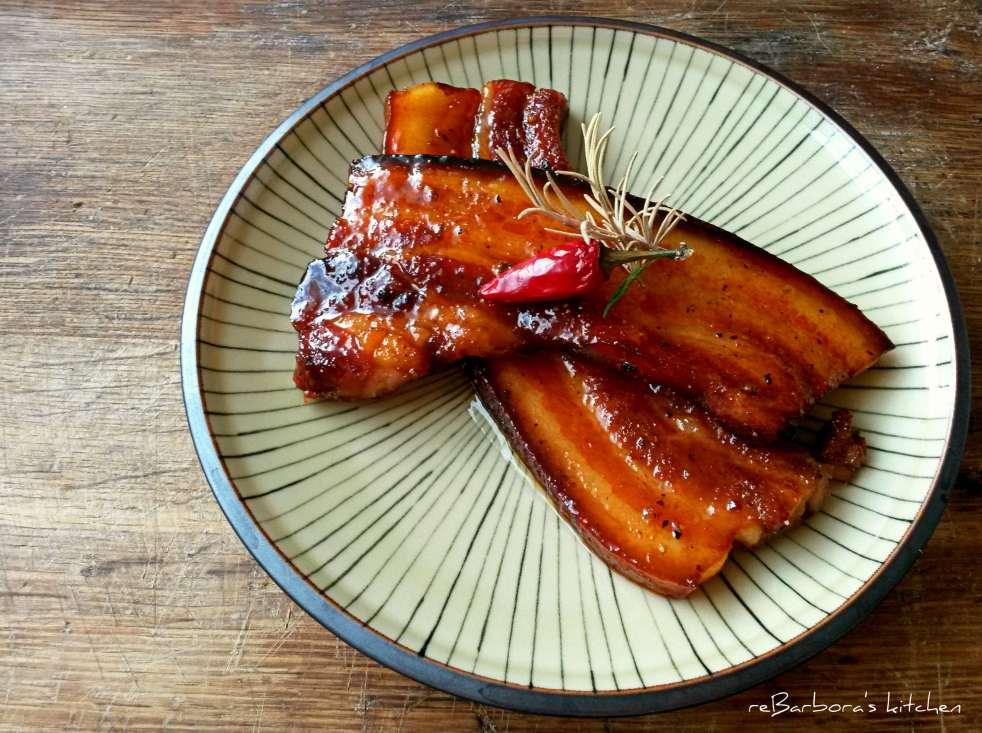 Bůček po asijsku | reBarbora's kitchen