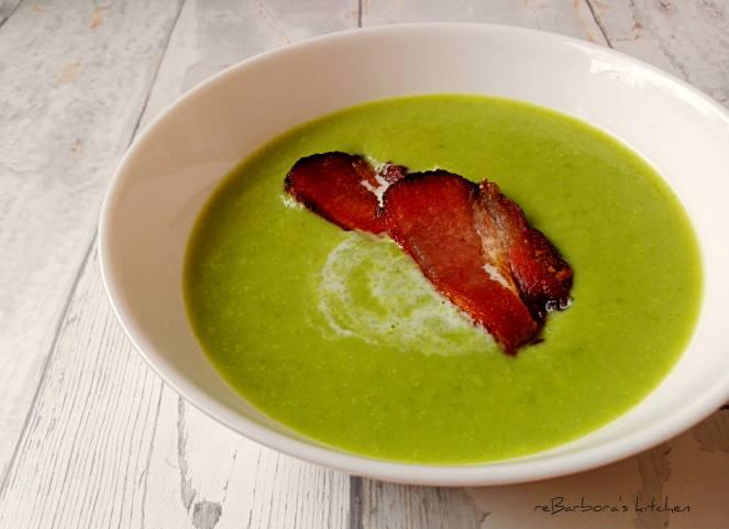 Hrášková polévka | reBarbora's kitchen