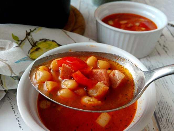 Fazolová polévka | reBarbora's kitchen