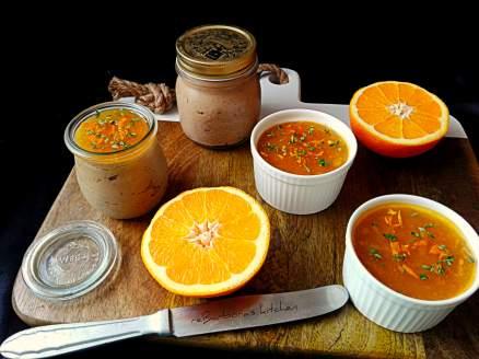 Kuřecí paštika s pomerančovým želé | reBarbora's kitchen