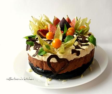 Čokoládový pěnový dort | reBarbora's kitchen