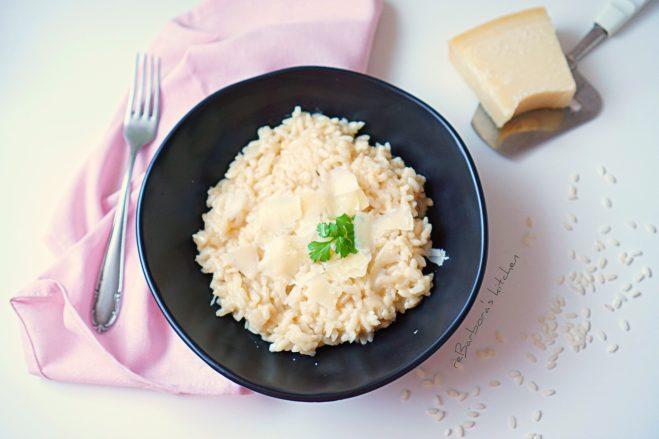 Základní italské risotto | reBarbora's kitchen