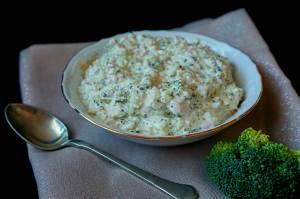 Brokolicová pomazánka   reBarbora's kitchen