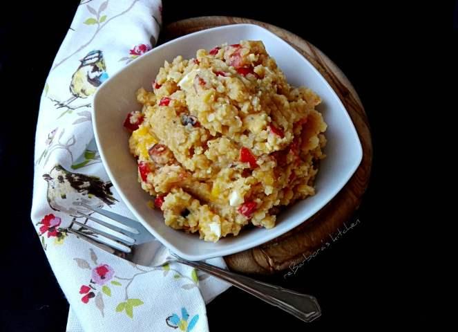 Salát z červené čočky | reBarbora's kitchen