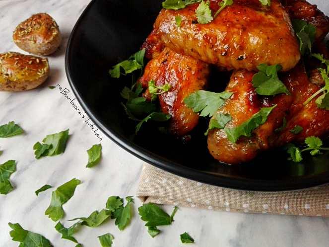 Pikantní kuřecí křídla | reBarbora's kitchen