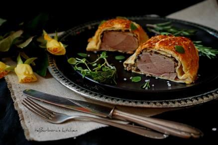Kachní wellington | reBarbora's kitchen