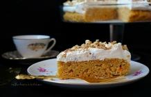 Odlehčený mrkvový dortík | reBarbora's kitchen