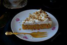 Odlehčený mrkvový dortík