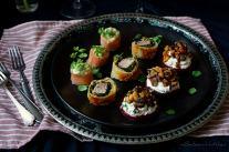 Aperitivo moment – Finger food 3x jinak a Rebarborový Aperol drink | reBarbora's kitchen