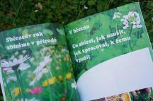 Recenze knih: Bylinky české zahrádky | reBarbora's kitchen