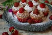 Jahodové muffiny | reBarbora's kitchen