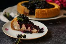 Cheesecake s černým rybízem | reBarbora's kitchen