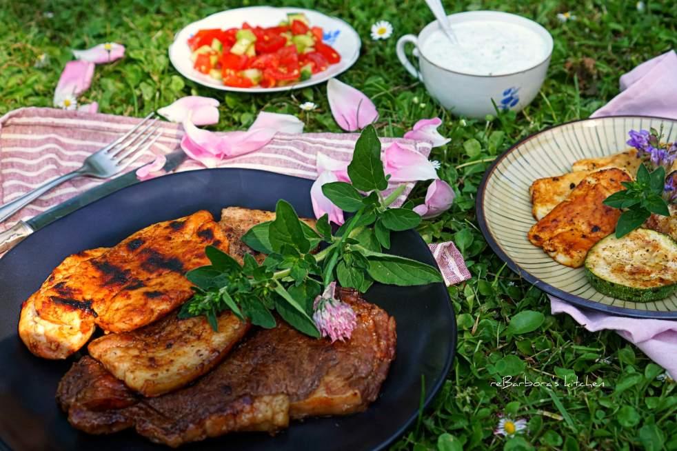 Grilování: základní tipy co a jak grilovat | reBarbora's kitchen