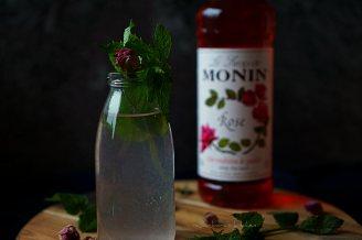 Párty time: Roastbeef s pažitkovou remuládou a růžový alko/nealko drink   reBarbora's kitchen
