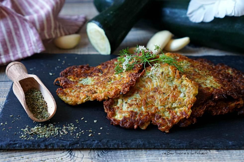Cuketové placičky aka bramboráky | reBarbora's kitchen
