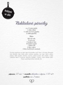 Ukázky z knihy - Jedlé dárky od rebarboraskitchen