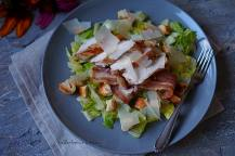 Salát Ceasar a jeho variace | reBarbora's kitchen