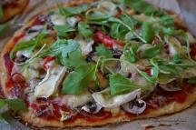 Bezlepková květáková pizza | reBarbora's kitchen