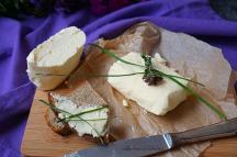 Domácí máslo krok za krokem