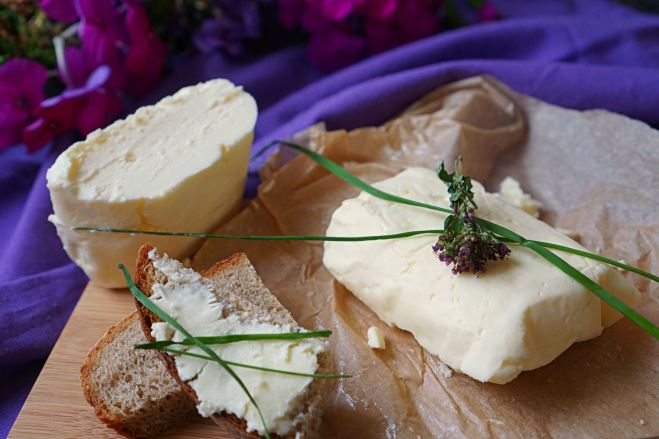 Domácí máslo krok za krokem | reBarbora's kitchen
