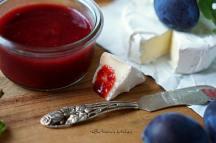 Švestkové chutney (čatní) | reBarbora's kitchen