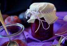 Švestková marmeláda s portským vínem | reBarbora's kitchen