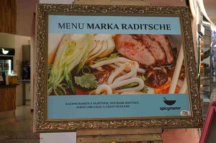 Grand kitchen zóna v OC Chodov | reBarbora's kitchen