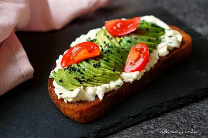 Avo chléb / vydatný snídaňový chleba s avokádem | reBarbora's kitchen
