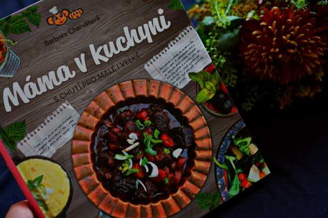 Recenze Knih: Máma v kuchyni (Barbora Charvátová) | reBarbora's kitchen
