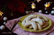 Vanilkové rohlíčky | reBarbora's kitchen