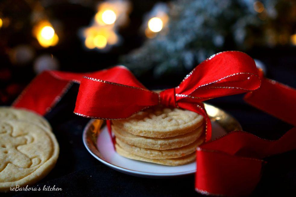 Pomerančové sušenky s kardamomem | reBarbora's kitchen