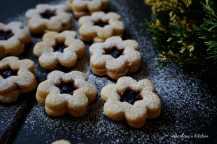 Linecké cukroví (vláčné hned) | reBarbora's kitchen